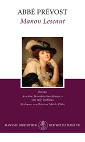 Manon Lescaut: Roman