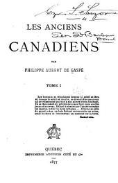 Les anciens Canadiens: Volumes1à2