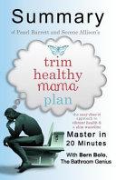 A Summary Of Trim Healthy Mama Plan Book PDF