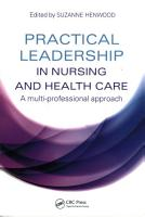 Practical Leadership in Nursing and Health Care PDF