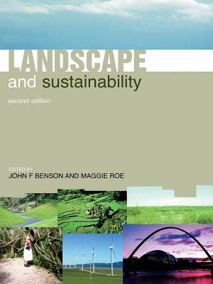 Landscape and Sustainability PDF