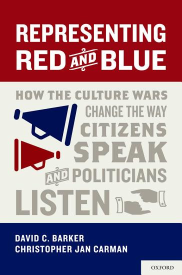 Representing Red and Blue PDF