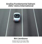 Analisis fundamental ASII: Analisis fundamental laporan keuangan dan harga wajar saham ASII