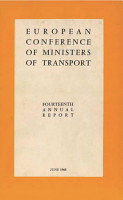 European Conference of Ministers of Transport  Fourteenth Annual Report PDF