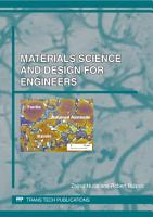Materials Science and Design for Engineers PDF