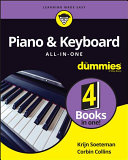 Piano   Keyboard All in One For Dummies PDF