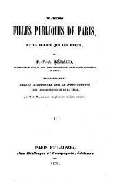 Les filles publiques de Paris: Volume2