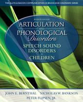 Articulation and Phonological Disorders: Speech Sound Disorders in Children, Edition 7