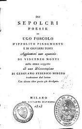 Dei Sepolcri: poesie