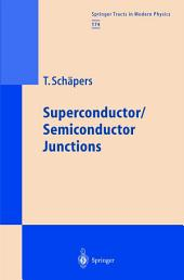 Superconductor/Semiconductor Junctions
