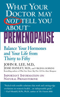 What Your Doctor May Not Tell You About TM   Premenopause PDF