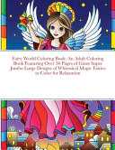 Fairy World Coloring Book