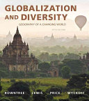Globalization and Diversity   Masteringgeography With Etext Access Card