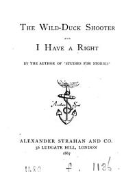 The Wild duck Shooter PDF