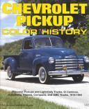 Chevrolet Pickup Color History PDF