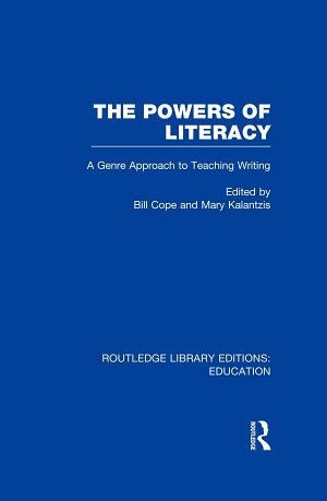 The Powers of Literacy (RLE Edu I)
