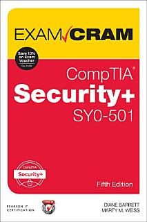 CompTIA Security  SY0 501 Exam Cram Book