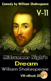 A Midsummer Night's Dream: Comedy by William Shakespeare