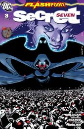Flashpoint: Secret Seven (2011-) #3