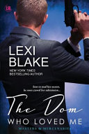 Download The Dom Who Loved Me Book