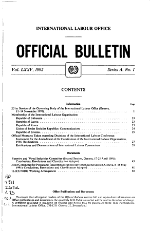 Official Bulletin of the International Alliance of Theatrical Stage Employes and Moving Picture Machine Operators of the United States and Canada PDF