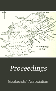 Proceedings of the Geologists  Association PDF