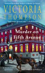 Murder On Fifth Avenue Book PDF