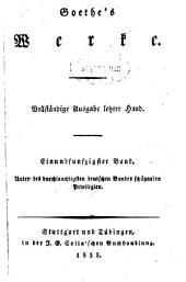 Werke: Bände 51-52