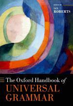 The Oxford Handbook of Universal Grammar