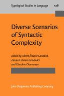 Diverse Scenarios of Syntactic Complexity