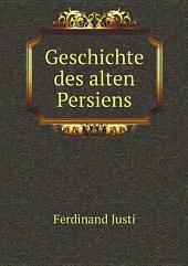 Geschichte des alten Persiens
