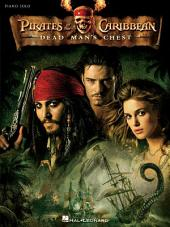 Pirates of the Caribbean - Dead Man's Chest (Songbook)
