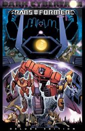 Transformers: Dark Cybertron #1 DELUXE EDITION