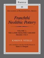 Franchthi Neolithic Pottery, Volume 2, vol. 2