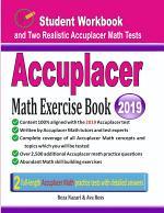 Accuplacer Math Exercise Book