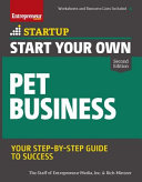 Start Your Own Pet Business PDF