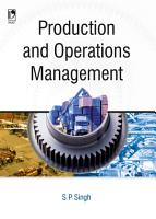 Production and Operations Management PDF