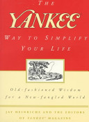 The Yankee Way to Simplify Your Life PDF