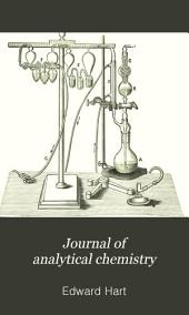 Journal of Analytical Chemistry: Volume 4