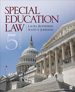 Special Education Law Book
