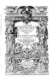 De nobilitate et iure primogeniorum