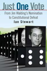 Just One Vote Book PDF