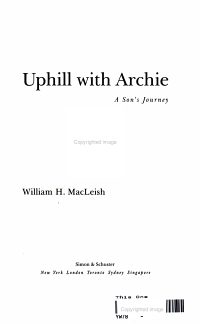 Uphill with Archie PDF