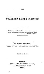The Awakened Sinner Directed