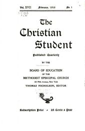 The Christian Student: Volumes 17-20