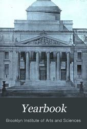 Year-book of the Brooklyn Institute of Arts and Sciences: Volume 17