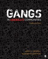 Gangs in America   s Communities PDF