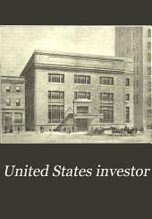 United States Investor: Volume 21, Part 1
