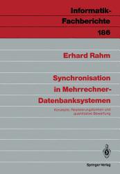 Synchronisation in Mehrrechner Datenbanksystemen PDF