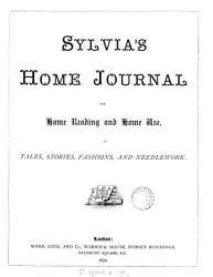 Sylvia S Home Journal Book PDF